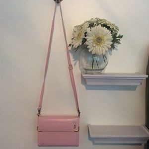 Precious Moments Bible (Pink) with Shoulder Strap